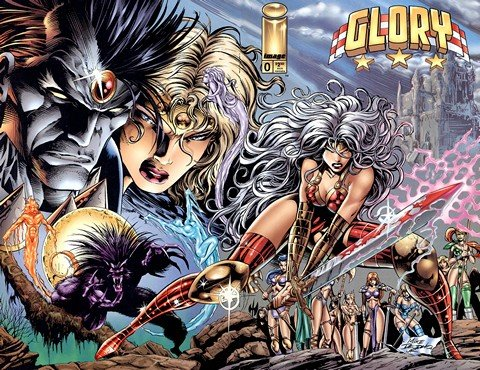 Glory Vol. 1 + Extras (Collection)
