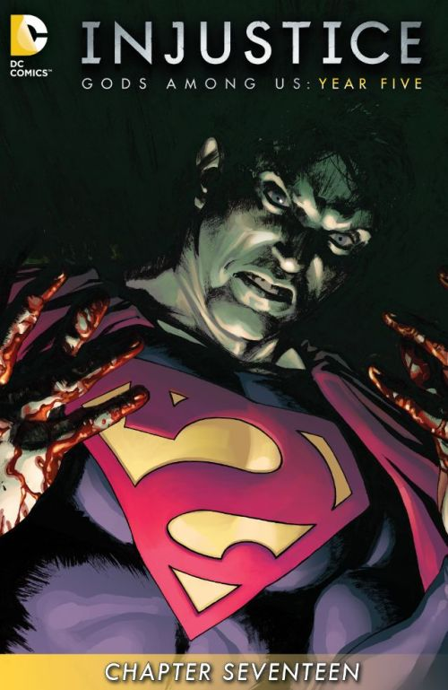 Injustice – Gods Among Us – Year Five #17
