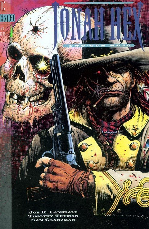 Jonah Hex – Two Gun Mojo #1 – 5
