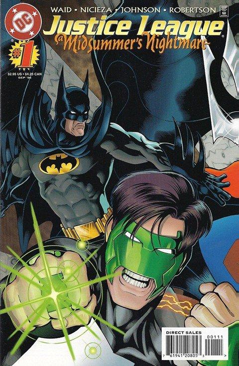 Justice League – A Midsummer's Nightmare #1 – 3