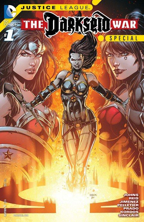 Justice League – Darkseid War Special #1