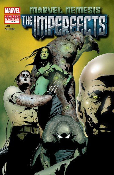 Marvel Nemesis – The Imperfects #1 – 6 (2005)