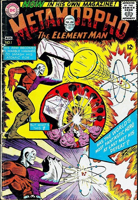 Metamorpho Vol. 1 – 2 + Year One