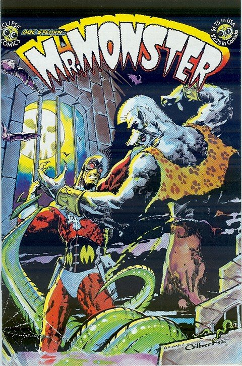 Mr. Monster (Collection) (1985-2005)