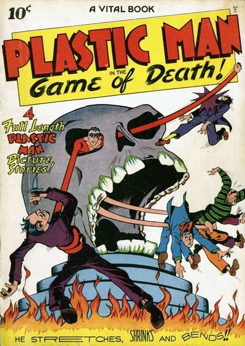 Plastic Man Vol. 1 – 2 (Collection)
