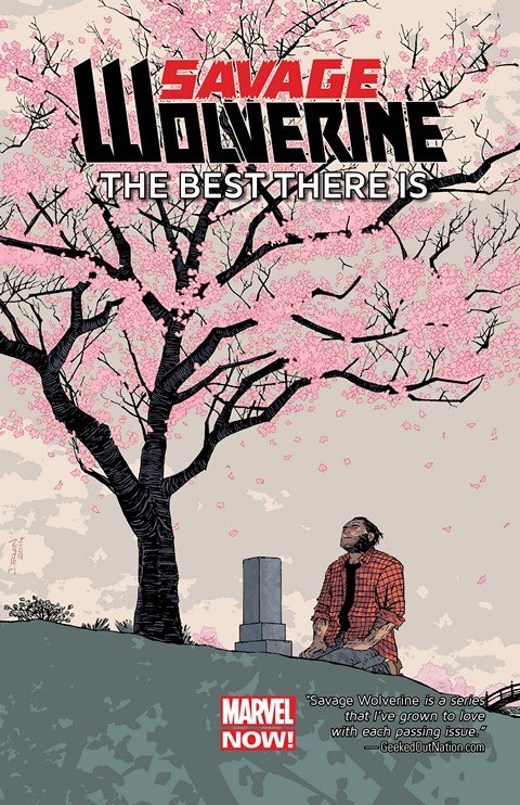 Savage Wolverine Vol. 4 – The Best There Is (2014)