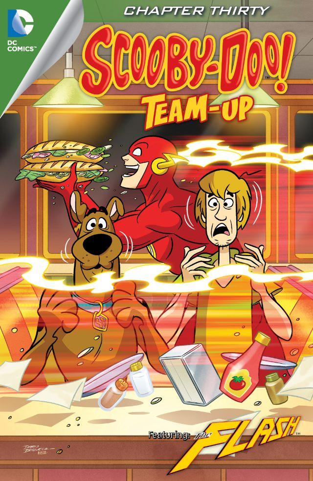 Scooby-Doo Team-Up #30