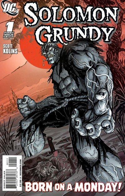 Solomon Grundy #1 – 7 (2009)