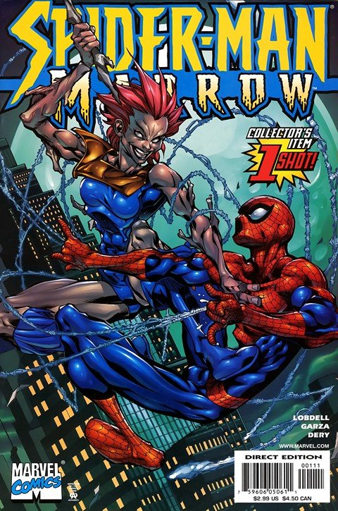 Spider-Man – Marrow #1