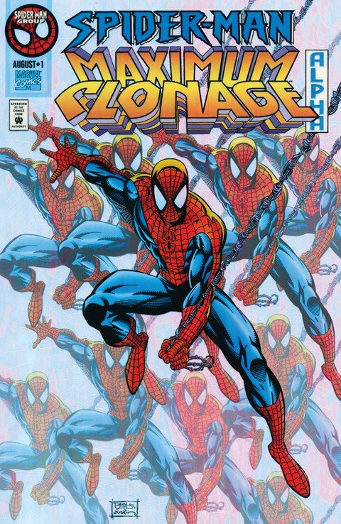 Spider-Man – Maximum Clonage (Story Arc) (1995)