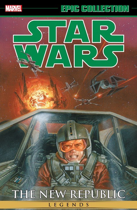 Star Wars Legends Epic Collection – The New Republic Vol. 2 (2016)