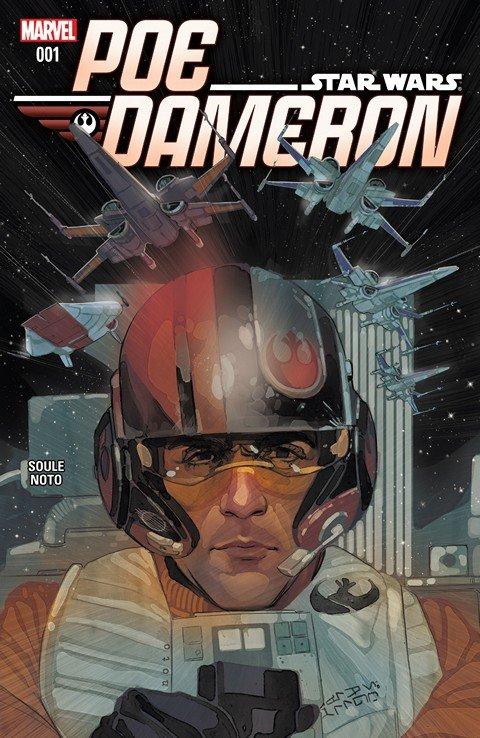 Star Wars – Poe Dameron #1
