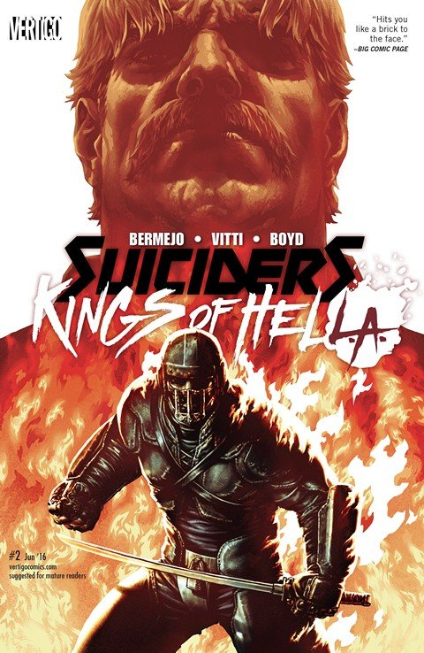 Suiciders – Kings of HelL.A. #2