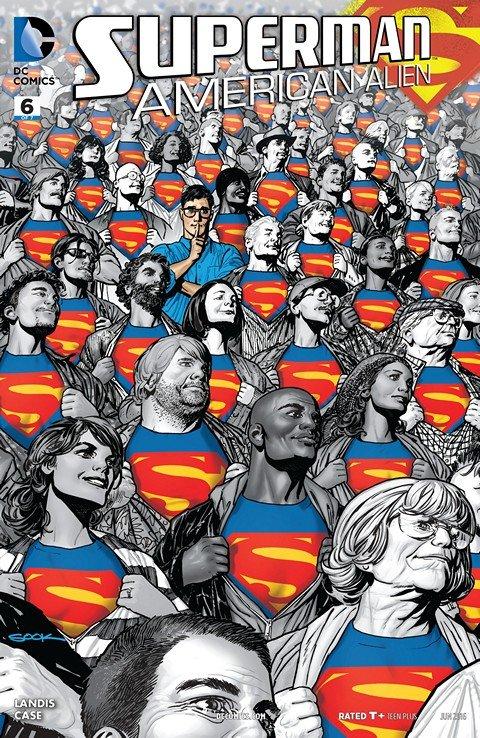 Superman – American Alien #6