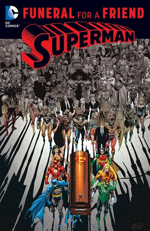 Superman – Funeral for a Friend (2016 Edition)
