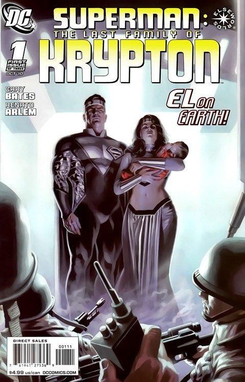Superman – Last Family of Krypton #1 – 3