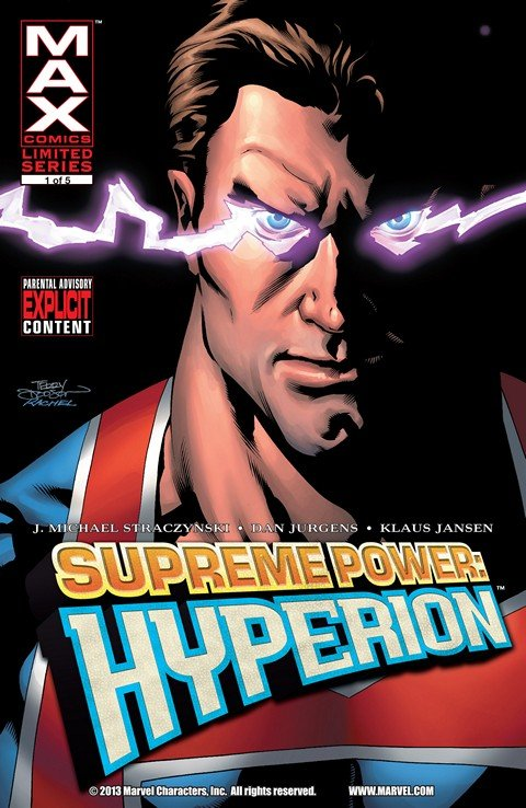 Supreme Power – Hyperion #1 – 5