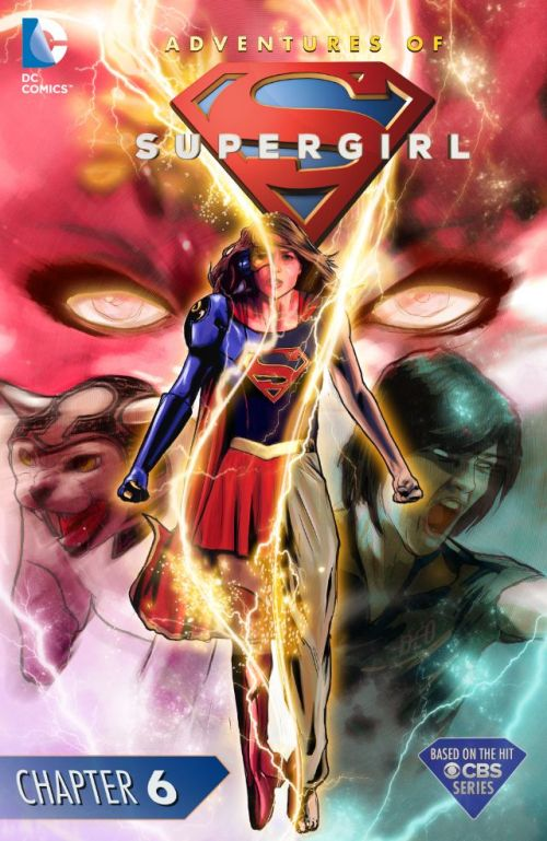 The Adventures of Supergirl #6