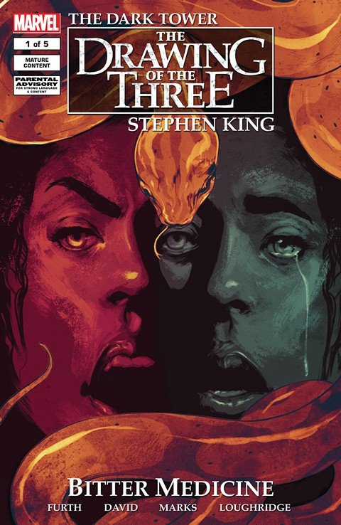 The Dark Tower – The Drawing of the Three – Bitter Medicine #1