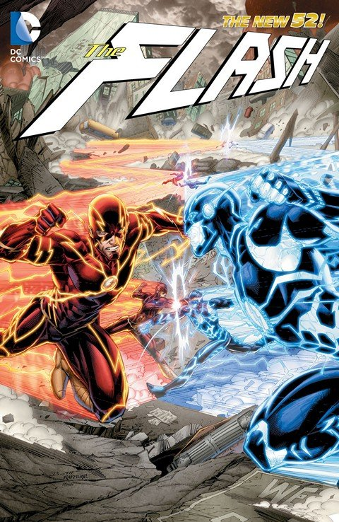 The Flash Vol. 6 – Out of Time