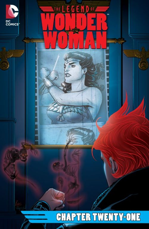 The Legend of Wonder Woman #21