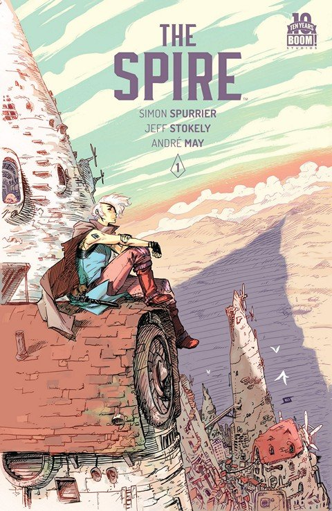 The Spire #1 – 7
