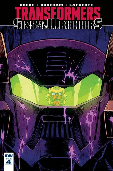The Transformers – Sins of the Wreckers #4