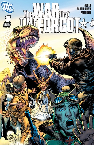 The War That Time Forgot #1 – 12 (2008-2009)