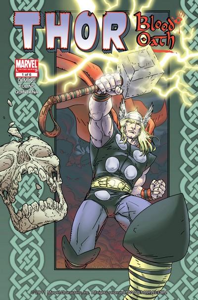 Thor – Blood Oath #1 – 6 (2005-2006)