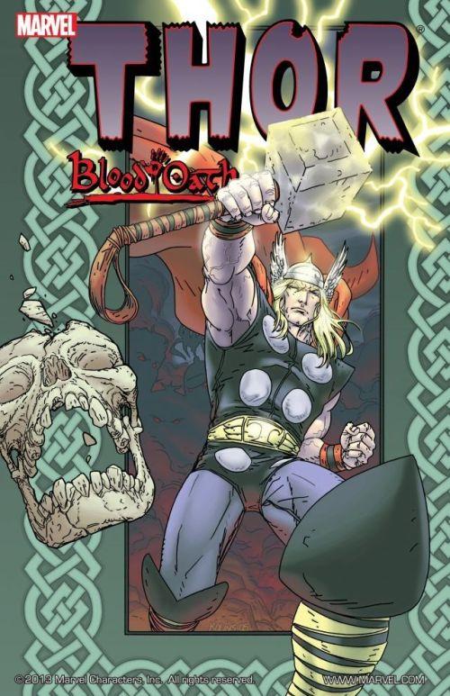 Thor – Blood Oath #1 – 6