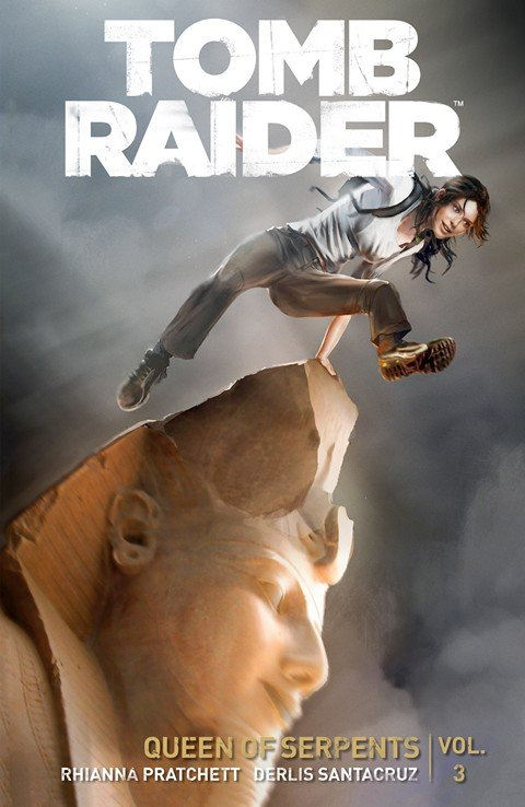 Tomb Raider Vol. 3 – Queen of Serpents