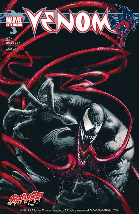 Venom Vol. 1 #1 – 18 (2003-2004)