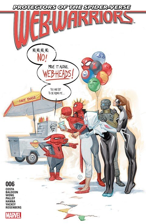 Web-Warriors #6