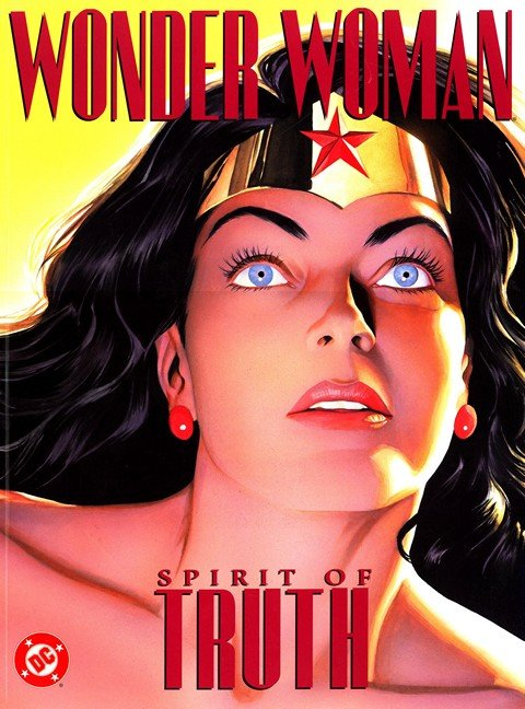Wonder Woman – Spirit of Truth