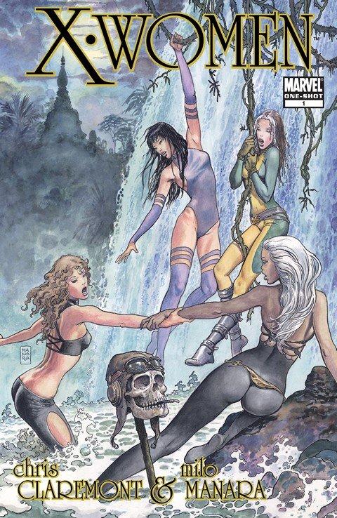 X-Women #1