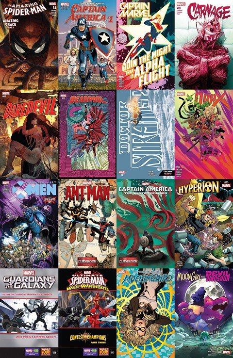 2016.05.25 Marvel Week+