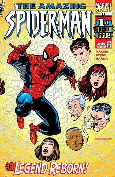 Amazing Spider-Man Vol. 2 #1 – 58 (1999-2003)