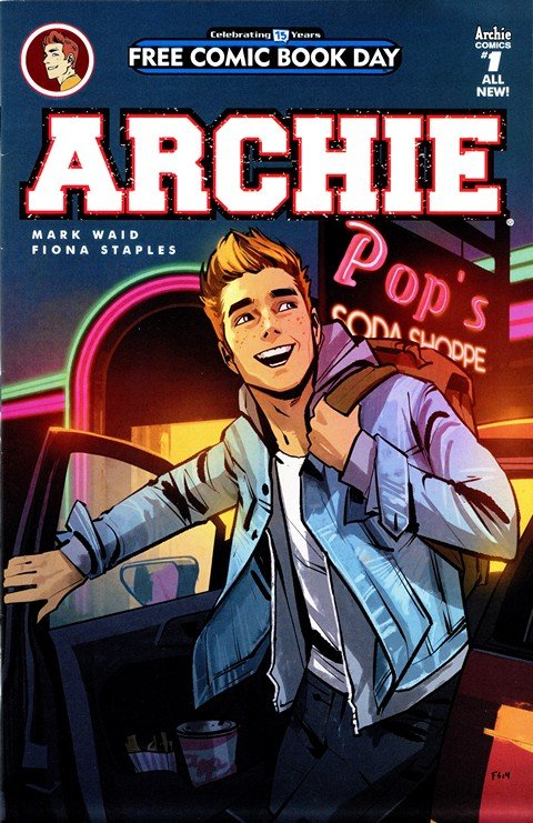 Archie #1 (2016 FCBD Edition)