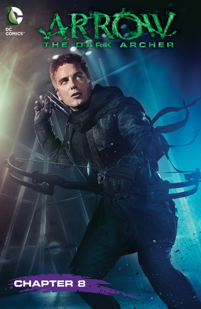 Arrow – The Dark Archer #8