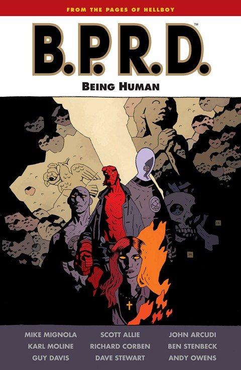 B.P.R.D. – Being Human