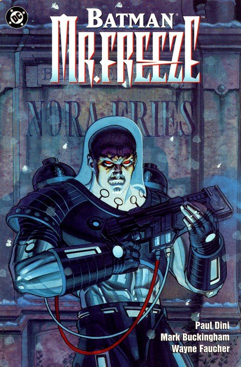 Batman – Mr. Freeze