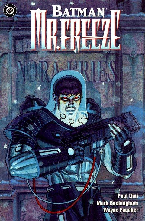 Batman – Mr. Freeze