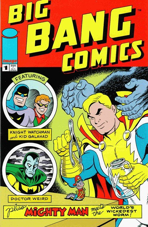 Big Bang Comics Vol. 2 #1 – 35