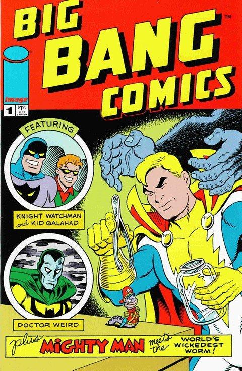 Big Bang Comics Vol. 2 #1 – 35