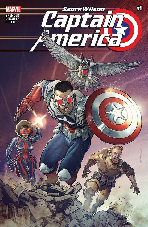 Captain America – Sam Wilson #9