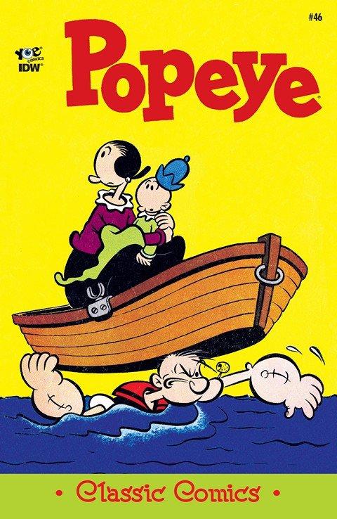 Classic Popeye #46