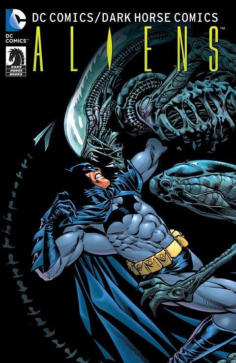 DC Comics-Dark Horse Comics – Aliens (2016)