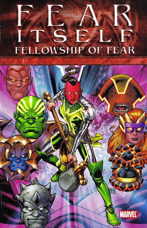 Fear Itself – Fellowship of Fear