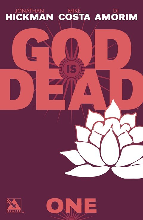 God is Dead #1 – 48 + Extras