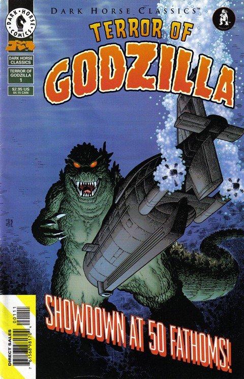 Godzilla (Comics Collection) (1977-1978)